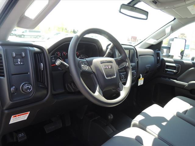 2019 Sierra 3500 Regular Cab DRW 4x4, Freedom Contractor Body #KT363 - photo 15