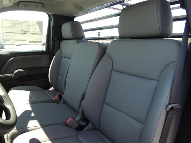 2019 Sierra 3500 Regular Cab DRW 4x4, Freedom Contractor Body #KT363 - photo 16