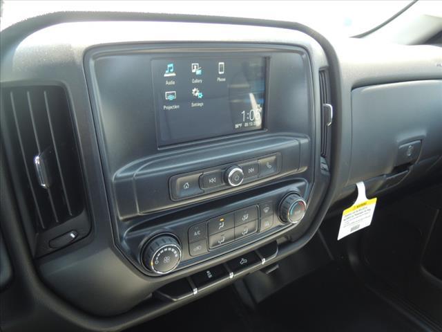 2019 Sierra 3500 Regular Cab DRW 4x4, Freedom Contractor Body #KT363 - photo 22