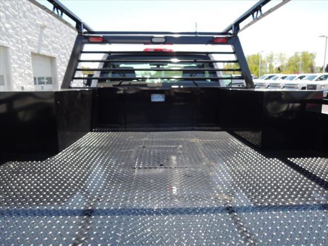 2019 Sierra 3500 Regular Cab DRW 4x4, Freedom Contractor Body #KT363 - photo 8