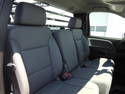 2019 Sierra 3500 Regular Cab DRW 4x4, Freedom Contractor Body #KT363 - photo 13