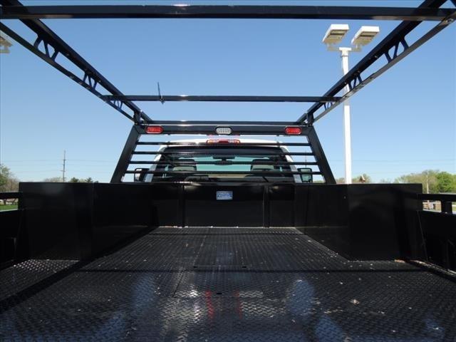 2019 GMC Sierra 3500 Regular Cab DRW 4x4, Freedom Contractor Body #KT524 - photo 6