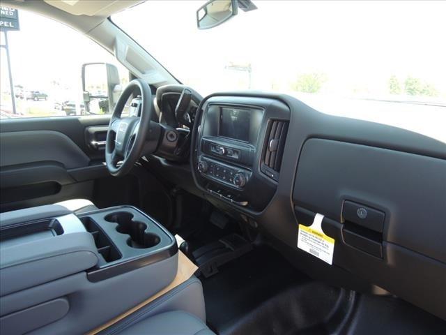 2019 GMC Sierra 3500 Regular Cab DRW 4x4, Freedom Contractor Body #KT524 - photo 13