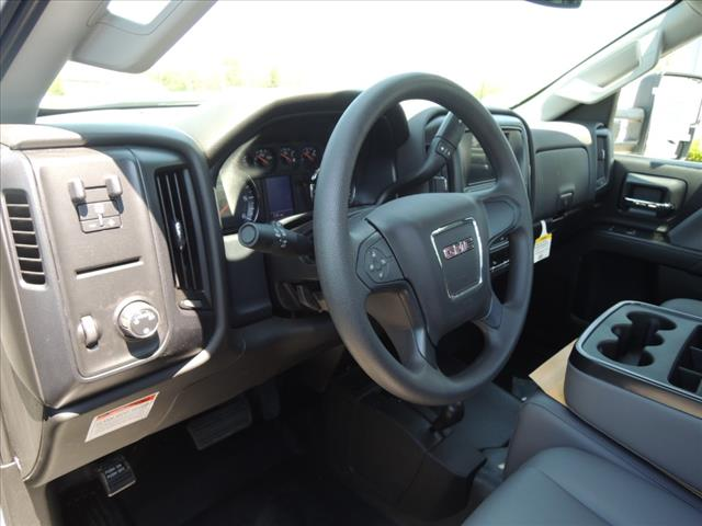 2019 GMC Sierra 3500 Regular Cab DRW 4x4, Freedom Contractor Body #KT524 - photo 14