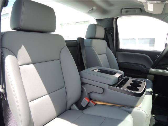 2019 Sierra 3500 Regular Cab DRW 4x4, Monroe MSS II Service Body #KT5X124 - photo 13
