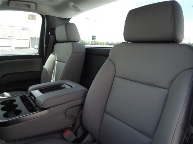 2019 Sierra 3500 Regular Cab DRW 4x4, Monroe MSS II Service Body #KT5X124 - photo 16
