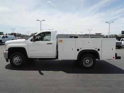 2019 Sierra 3500 Regular Cab DRW 4x4, Monroe MSS II Service Body #KT5X124 - photo 5