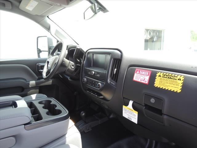 2019 Sierra 3500 Regular Cab DRW 4x4,  Monroe MTE-Zee Dump Body #KT614 - photo 14