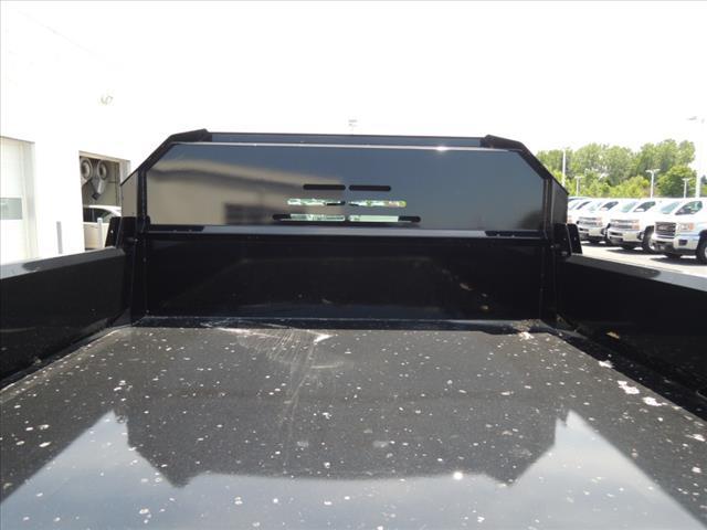 2019 Sierra 3500 Regular Cab DRW 4x4,  Monroe MTE-Zee Dump Body #KT614 - photo 8