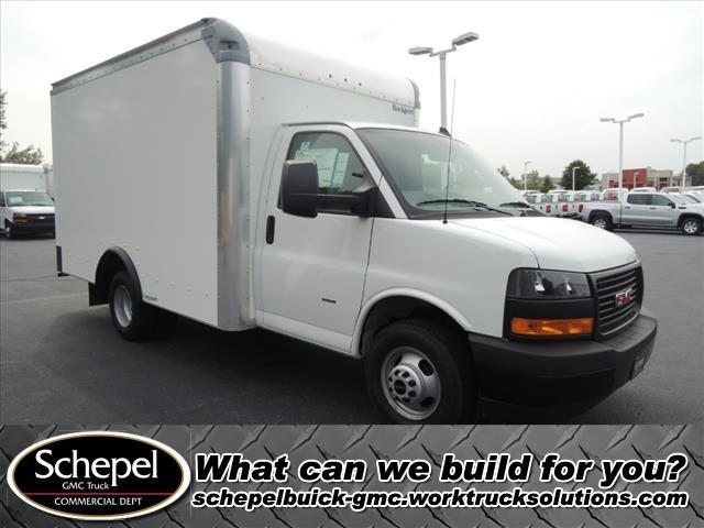 2019 GMC Savana 3500 4x2, Rockport Cutaway Van #KT7X125 - photo 1