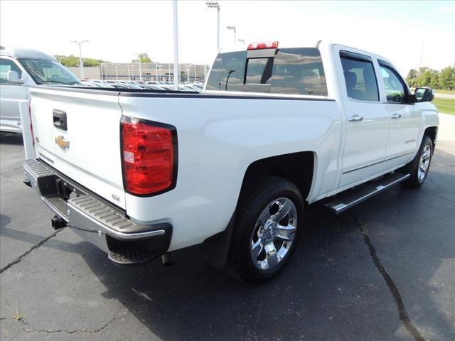 2015 Silverado 1500 Crew Cab 4x4,  Pickup #KT8X109A - photo 2