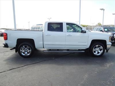 2015 Silverado 1500 Crew Cab 4x4,  Pickup #KT8X109A - photo 10