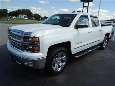 2015 Silverado 1500 Crew Cab 4x4,  Pickup #KT8X109A - photo 4