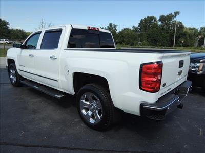 2015 Silverado 1500 Crew Cab 4x4,  Pickup #KT8X109A - photo 6