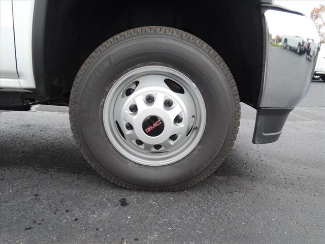2019 Sierra 3500 Regular Cab DRW 4x2,  Monroe MTE-Zee Dump Body #KT964 - photo 10