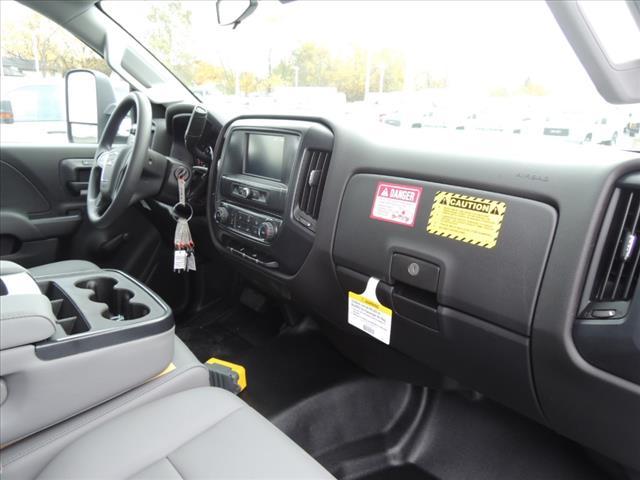 2019 Sierra 3500 Regular Cab DRW 4x2,  Monroe MTE-Zee Dump Body #KT964 - photo 13