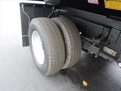 2019 Sierra 3500 Regular Cab DRW 4x2,  Monroe MTE-Zee Dump Body #KT964 - photo 11