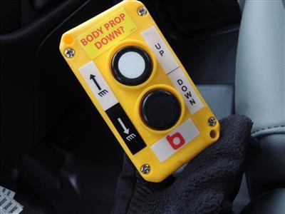 2019 Sierra 3500 Regular Cab DRW 4x2,  Monroe MTE-Zee Dump Body #KT964 - photo 18