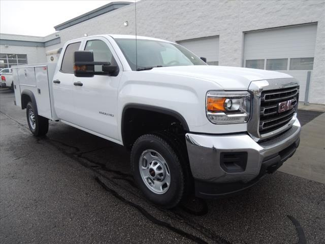 2019 GMC Sierra 2500 Double Cab 4x2, Monroe Service Body #KTT11X57 - photo 1