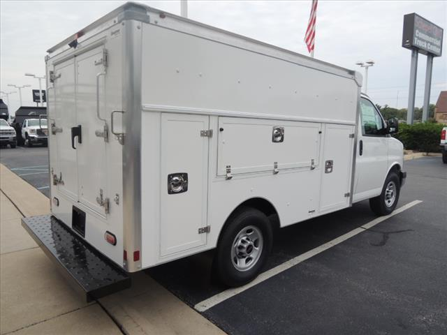 2019 Savana 3500 4x2,  Supreme Service Utility Van #KTT815 - photo 1