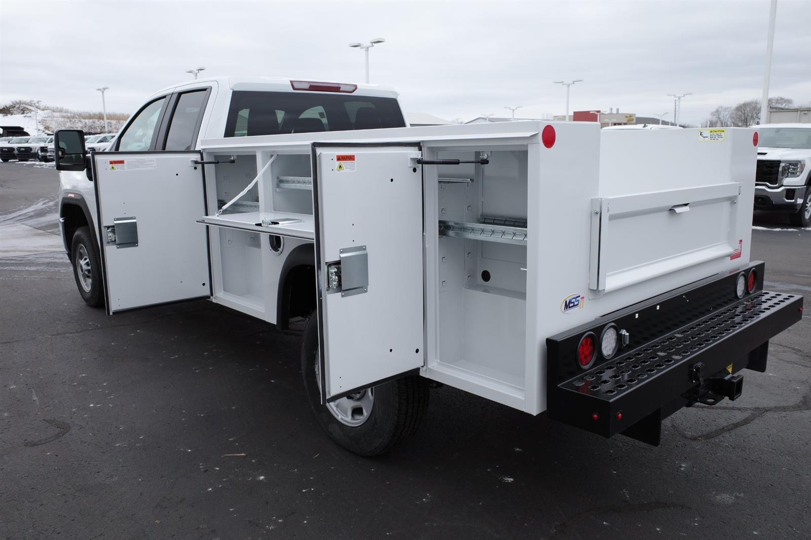 2020 GMC Sierra 2500 Double Cab 4x4, Monroe MTE-Zee Dump Body #LT109 - photo 9