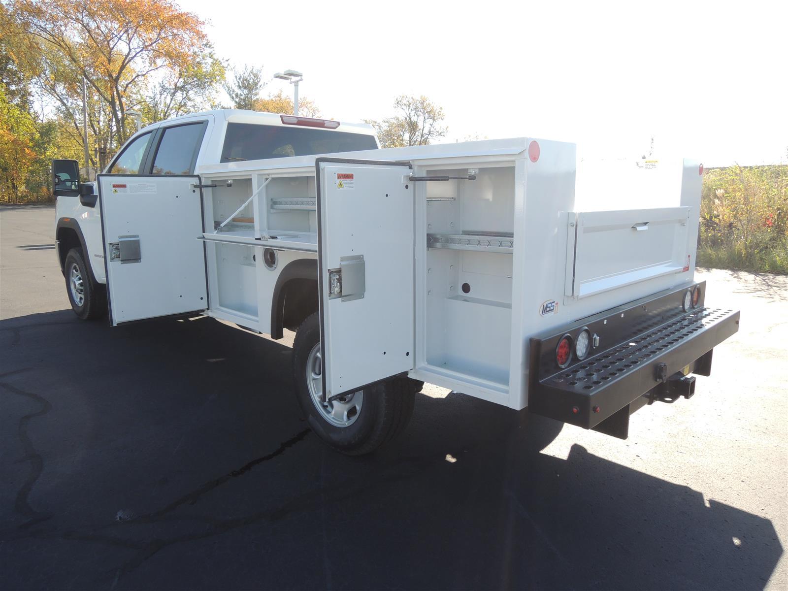 2020 GMC Sierra 2500 Crew Cab 4x2, Monroe MSS II Service Body #LT10X131 - photo 13