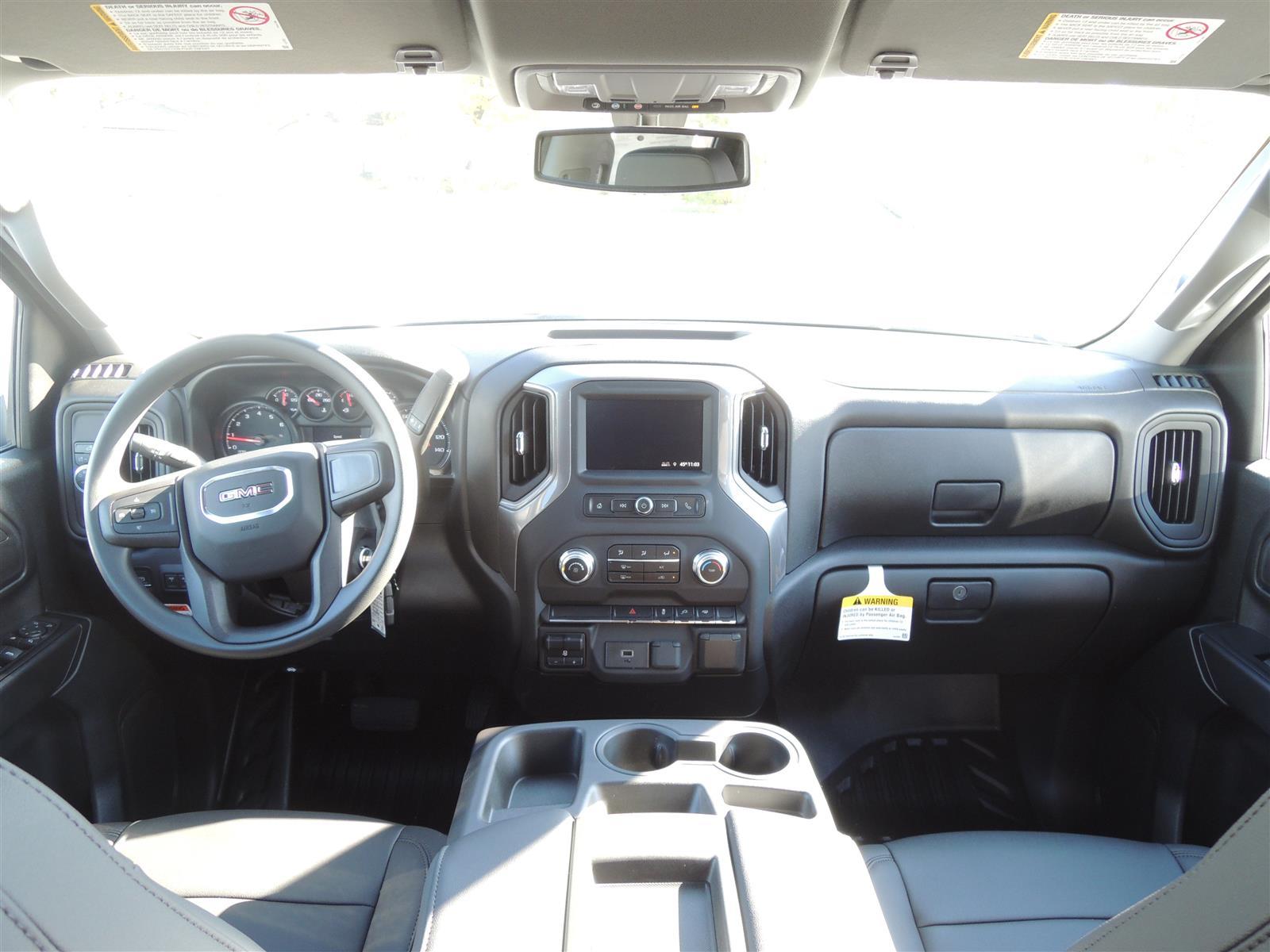 2020 GMC Sierra 2500 Crew Cab 4x2, Monroe MSS II Service Body #LT10X131 - photo 15