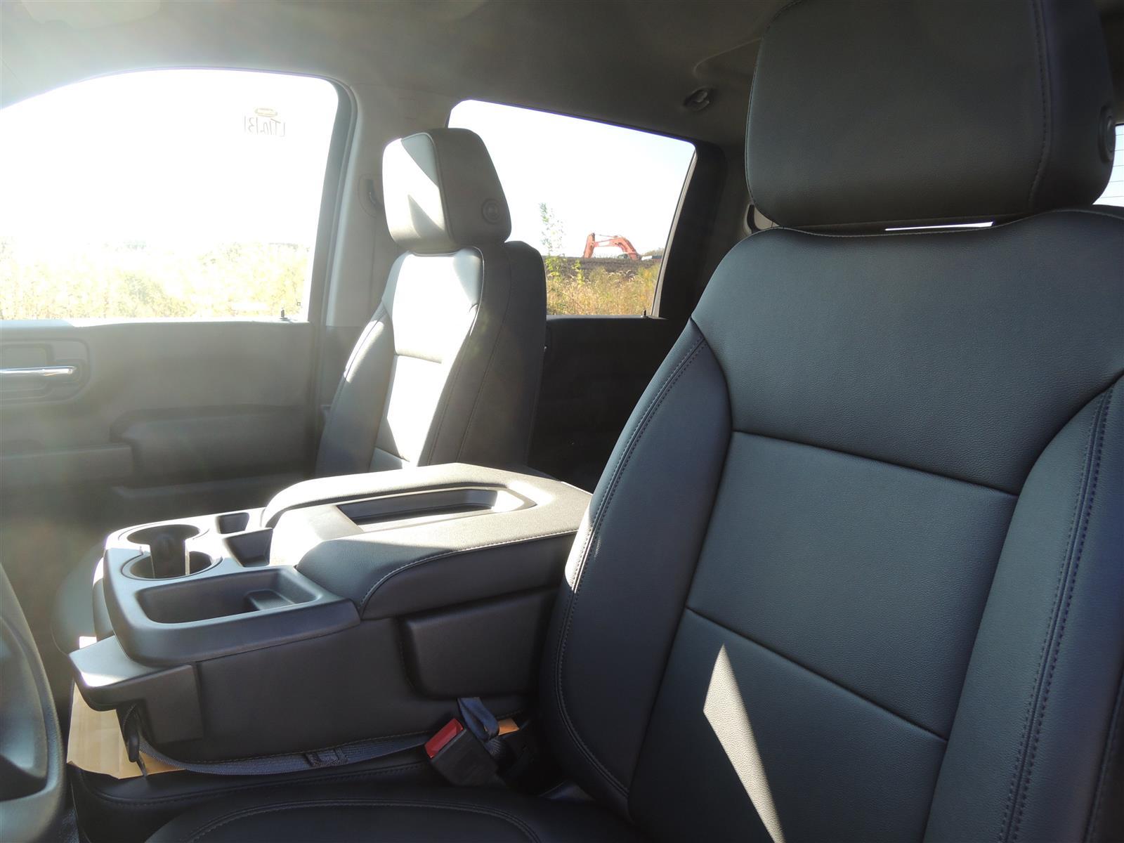 2020 GMC Sierra 2500 Crew Cab 4x2, Monroe MSS II Service Body #LT10X131 - photo 19