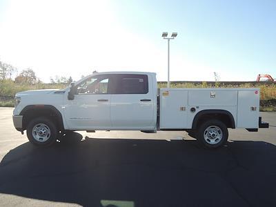 2020 GMC Sierra 2500 Crew Cab 4x2, Monroe MSS II Service Body #LT10X131 - photo 4