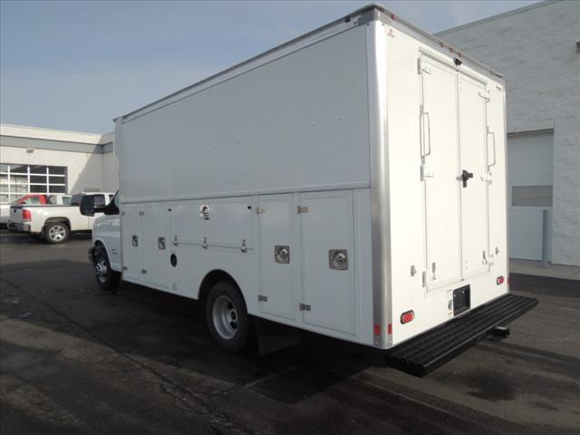 2020 GMC Savana 4500 4x2, Supreme Service Utility Van #LT11X75 - photo 1