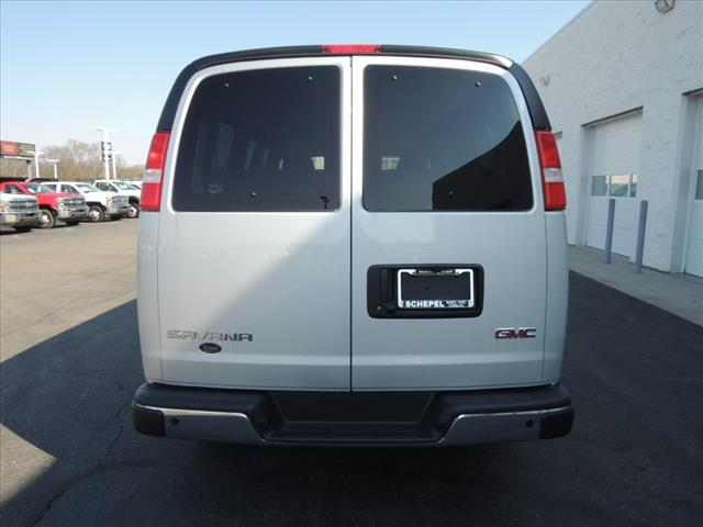 2020 GMC Savana 2500 4x2, Passenger Wagon #LT12X09 - photo 7