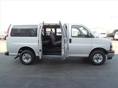 2020 GMC Savana 2500 4x2, Passenger Wagon #LT12X09 - photo 13