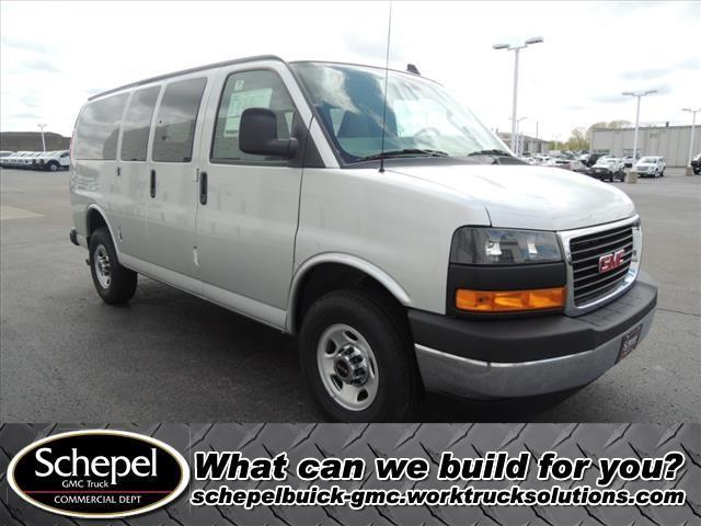 2020 GMC Savana 2500 4x2, Passenger Wagon #LT1X107 - photo 1