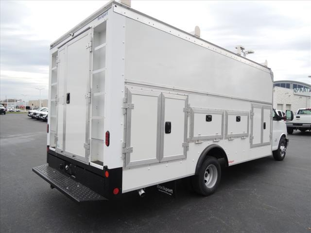 2020 Savana 4500 4x2, Rockport Service Utility Van #LT1X115 - photo 1