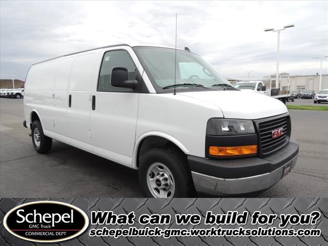 2020 GMC Savana 2500 4x2, Adrian Steel Upfitted Cargo Van #LT299 - photo 1