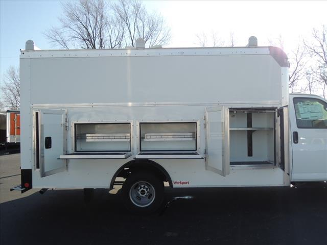 2020 Savana 3500 4x2, Rockport Workport Service Utility Van #LT359 - photo 16