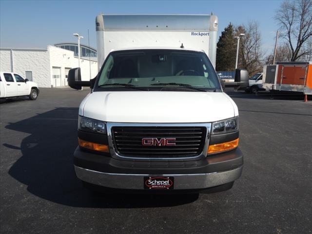2020 GMC Savana 3500 4x2, Rockport Service Utility Van #LT359 - photo 1