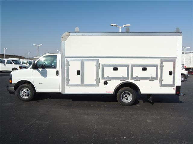 2020 Savana 3500 4x2, Rockport Workport Service Utility Van #LT359 - photo 5