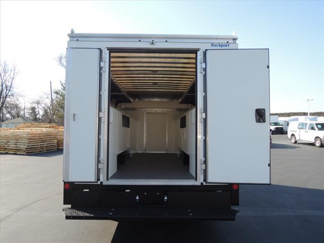 2020 Savana 3500 4x2, Rockport Workport Service Utility Van #LT359 - photo 8