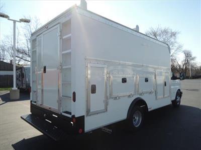 2020 Savana 3500 4x2, Rockport Workport Service Utility Van #LT359 - photo 2