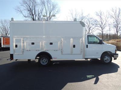 2020 Savana 3500 4x2, Rockport Workport Service Utility Van #LT359 - photo 12