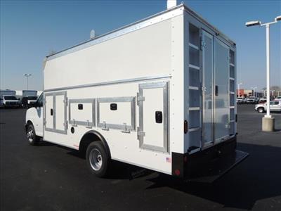 2020 Savana 3500 4x2, Rockport Workport Service Utility Van #LT359 - photo 6