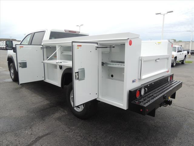 2020 GMC Sierra 2500 Crew Cab RWD, Monroe MSS II Service Body #LT550 - photo 11