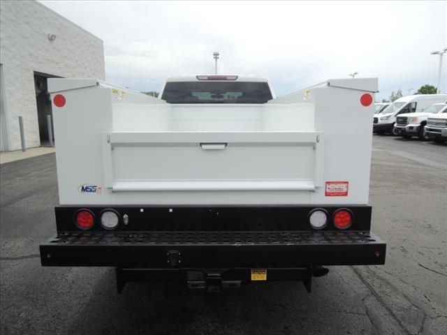 2020 GMC Sierra 2500 Crew Cab 4x2, Monroe MSS II Service Body #LT550 - photo 7