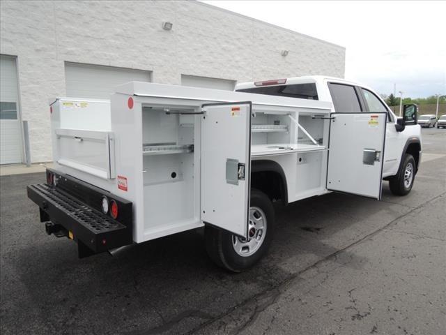 2020 GMC Sierra 2500 Crew Cab 4x2, Monroe MSS II Service Body #LT550 - photo 10