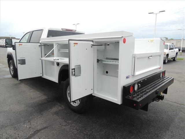 2020 GMC Sierra 2500 Crew Cab 4x2, Monroe MSS II Service Body #LT550 - photo 11