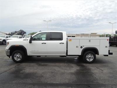 2020 GMC Sierra 2500 Crew Cab 4x2, Monroe MSS II Service Body #LT550 - photo 5