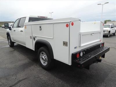 2020 GMC Sierra 2500 Crew Cab 4x2, Monroe MSS II Service Body #LT550 - photo 6