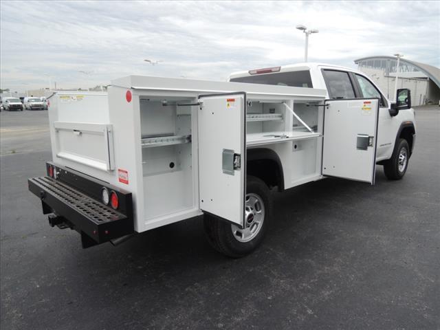 2020 GMC Sierra 2500 Crew Cab RWD, Monroe MSS II Service Body #LT551 - photo 11