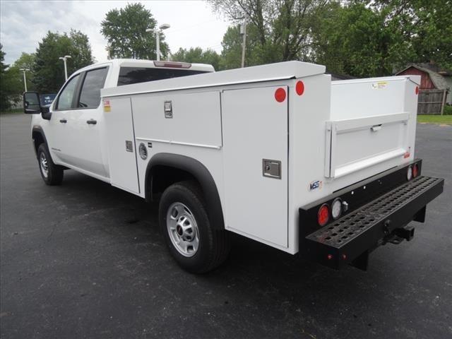 2020 GMC Sierra 2500 Crew Cab 4x2, Monroe MSS II Service Body #LT551 - photo 6